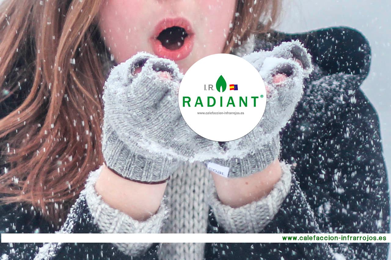 calefaccion infrarrojos en invierno - propiedades y aplicaciones de la tecnología del infrarrojo