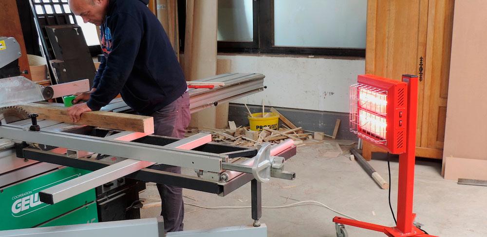 lamparas-infrarrojos-portatiles