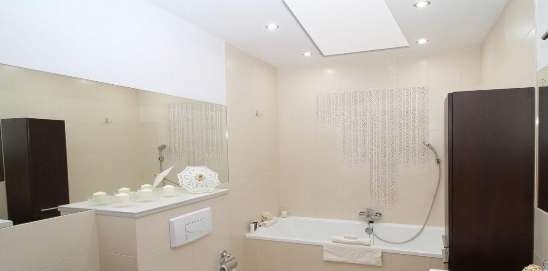 calefacción de infrarrojos para el baño