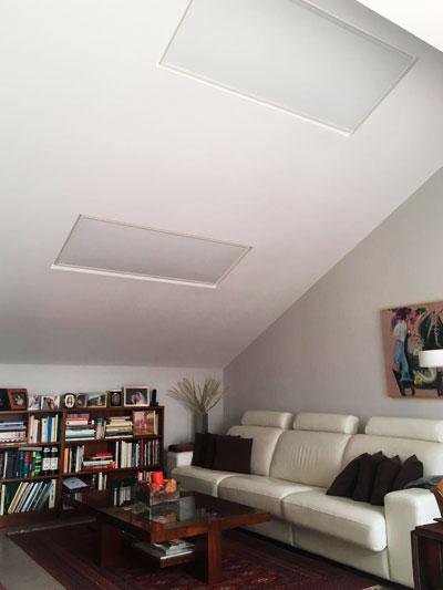 calefacción por infrarrojos en tu vivienda de alquiler