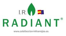Calefacción Infrarrojos IR-RADIANT