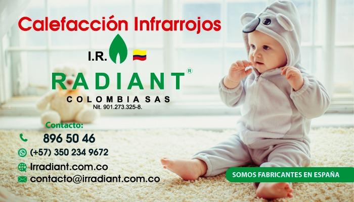 calefacción infrarrojos colombia