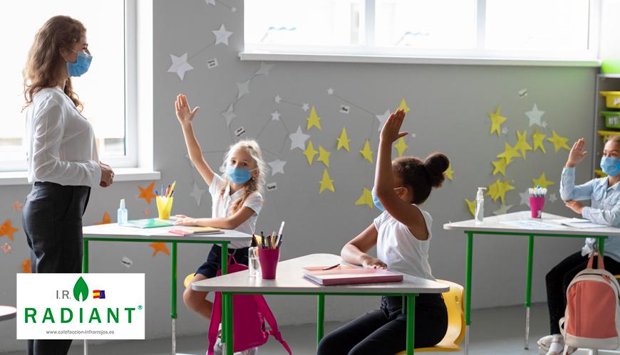 aulas-con-ventanas-abiertas-calefaccion